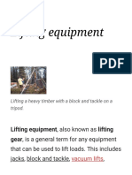 Lifting equipment - Wikipedia