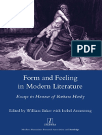 Form and Feeling in Modern Lite - William Baker.pdf