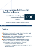 A Future Energy Chain Based on Liquefied Hydrogen