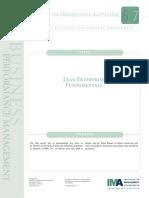 Lean Enterprise Fundamentals