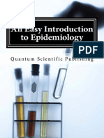 《An Easy Introduction to Epidemiology》