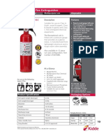 466142 FX  Recreational Fire Extinguisher