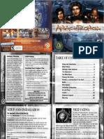 Anachronox - Manual - PC