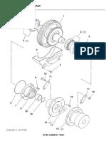 UM6WG1 marine gear output