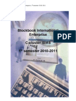 Blockbook International Enterprise 1st Semester 20102011 (1)