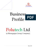 Polutech Profile With New Logo