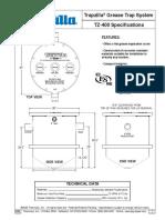 TZ-400 techincal specification