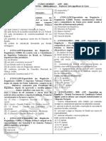Simulado nº 3 - ANP - CARLA