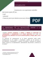 TÉCNICAS DE PREVENCION