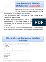 analyse syntaxique shift reduce