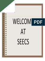 SEECS (New Entrants)