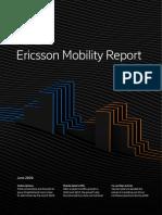 Ericsson Mobility Report June 2020