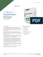 85010-0151 -- Preamp Supervision Module