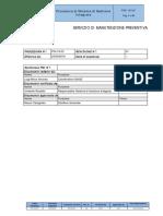 PGI 16.03 -  Servizio di manutenzione preventiva rev. 01