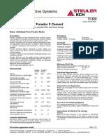 Furadur Cement (Steuler Tis 322)