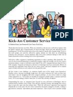 Kick-Ass Customer Service-Part 1