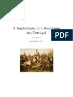 A Implantação do Liberalismo em Portugal-convertido
