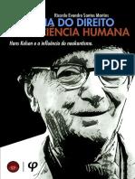 A CIÊNCIA DO DIREITO COMO UMA CIENCIA HUMANA - HANS KELSEN