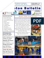 Issue 1 Newsletter Checkers Blank