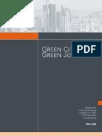 Green Cities, Green Jobs