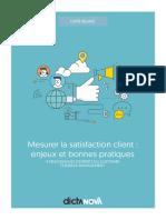 Guide Satisfaction Client Dictanova (1)