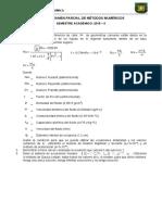 Primer Examen Parcial 2015 - II