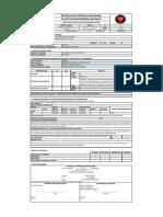 Formulario Registro Practicas Preprofesionales