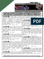 PLANTEO DE ECUACIONES II AUNO 2020-II