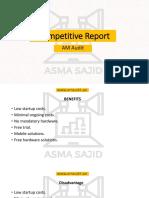 competetive report