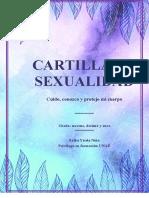 cartilla de sexualidad