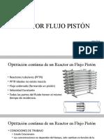 REACTOR FLUJO PISTÓN Final