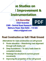 KHRI-Webinar(02-05-2020)- Case Studies on Ground Improvement & Instrumentation-Shri.U K Guruvittal(CRRI)