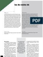 Os primórdios do ensino de jornalismo - José Marques de Melo