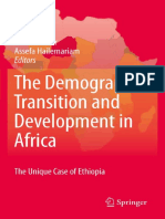 The Demographic Transition and Development in Africa The Unique Case of Ethiopia by Charles Teller, Assefa Hailemariam (auth.), Charles Teller (eds.) (z-lib.org).pdf