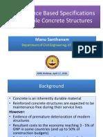 KHRI-Webinar(17-04-2020)- Performance based Specifications-Dr.Manu Santhanam(IITM)