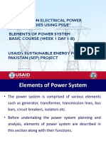 W-1-Day-1-B - Elements of Power System