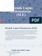 Sistemik Lupus Eritematosus (SLE)