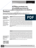 Nível de atividade física e correlação com.pdf