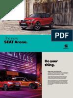 SEAT Arona Brochure - Online