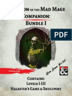 Dungeon of the Mad Mage Companion - Bundle 1