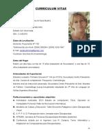 CV Macchi Beatríz - A4