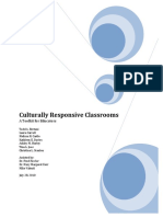 Culturally Responsive Classrooms010412