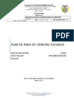 Plan de Area Ciencias Sociales  - 2020 Primaria, Basica Secundaria y Media.docx