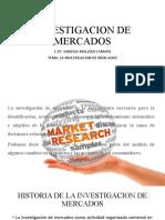 INVESTIGACION DE MERCADOS. primera clase.pptx