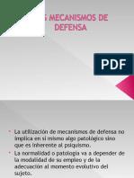 DIAPOSITIVA DE MECANISMOS DE DEFENSA