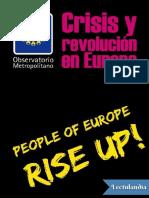 Crisis y Revolucion