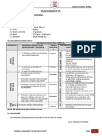 Zzz Yachay Plan y Ficha 2º the Numbers PDF.