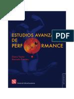 DIANA TAYLOR - Introducción performance teoría y práctica en estudios avanzados de performance.pdf
