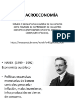 1. Macroeconomía y PIB