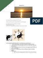 Qi gong do sol